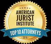 American Jurist - Top 10 Attorneys