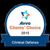 AVVO Client's choice 2015