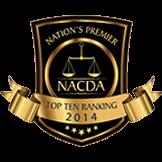 NACDA - Top 10 Ranking 2014