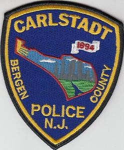 carlstadt police department shield