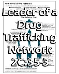 New Jersey leader of a drug trafficking network lawyers best defense