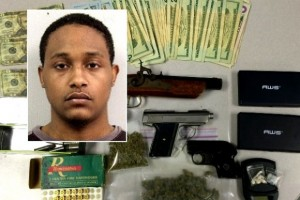 teaneck drugs and guns case