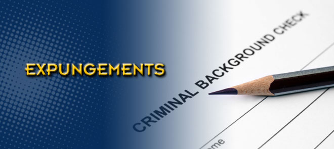 legal encyclopedia expungement criminal records