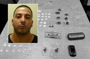 rochelle park traffic stop drug charges
