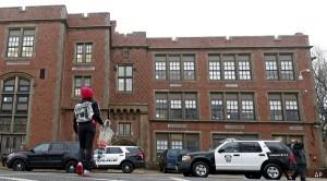 Student Prank Vandalism