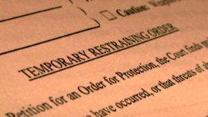 NJ Restraining Order Family Law Case