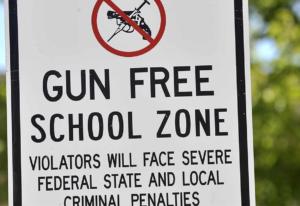 Guns and Schools in NJ