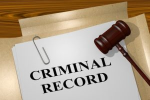NJ Criminal Charge with Out of State Record
