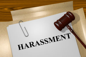 Facing charges for harassment in NJ help