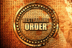 Restraining Order Repercussions in NJ