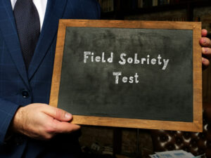 What happens if you decline a field sobriety test in New Jersey